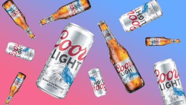 Як ви розслабляєтеся? Coors Light знає, як посилити ефект.
