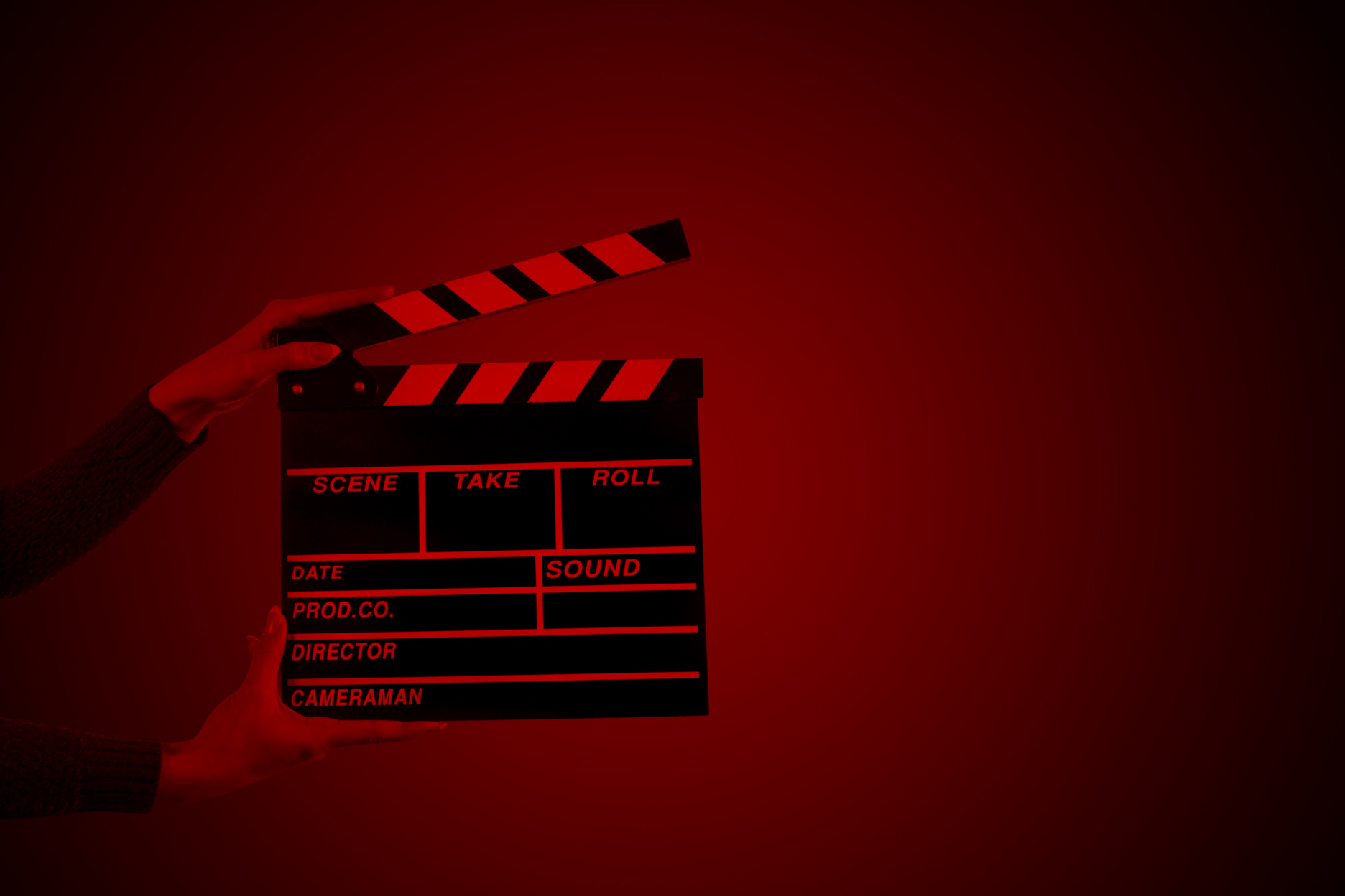 Actor's Video Business Card